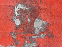 Sprucken fasad iii.